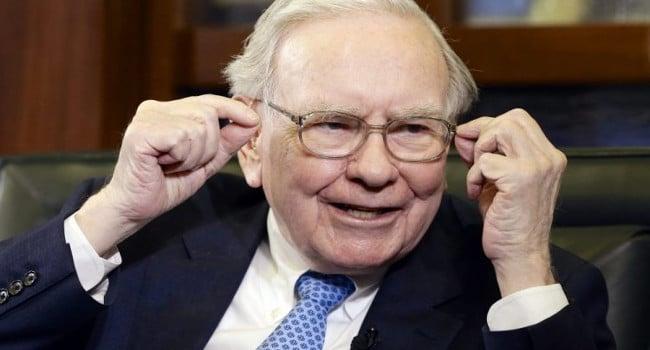 buffett investire con mercati in ribasso
