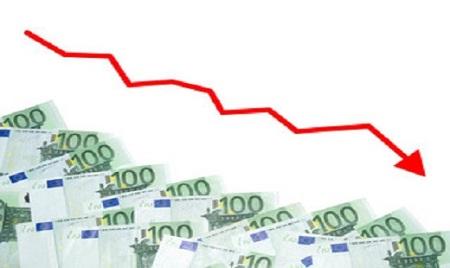 discesa delle Borse