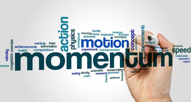 tf momentum msci world