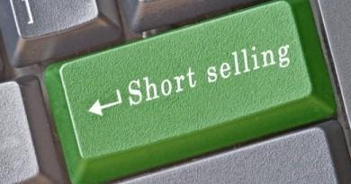 vendere allo scoperto